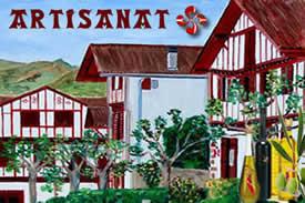 artisanat du pays basque