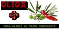 Huile d\'Olive au Piment d\'Espelette